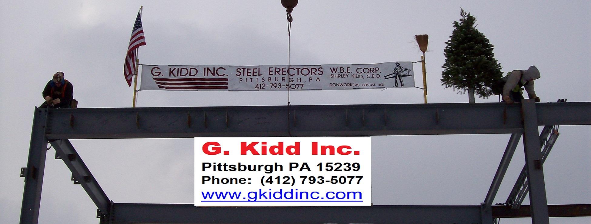 Home   G  Kidd Inc