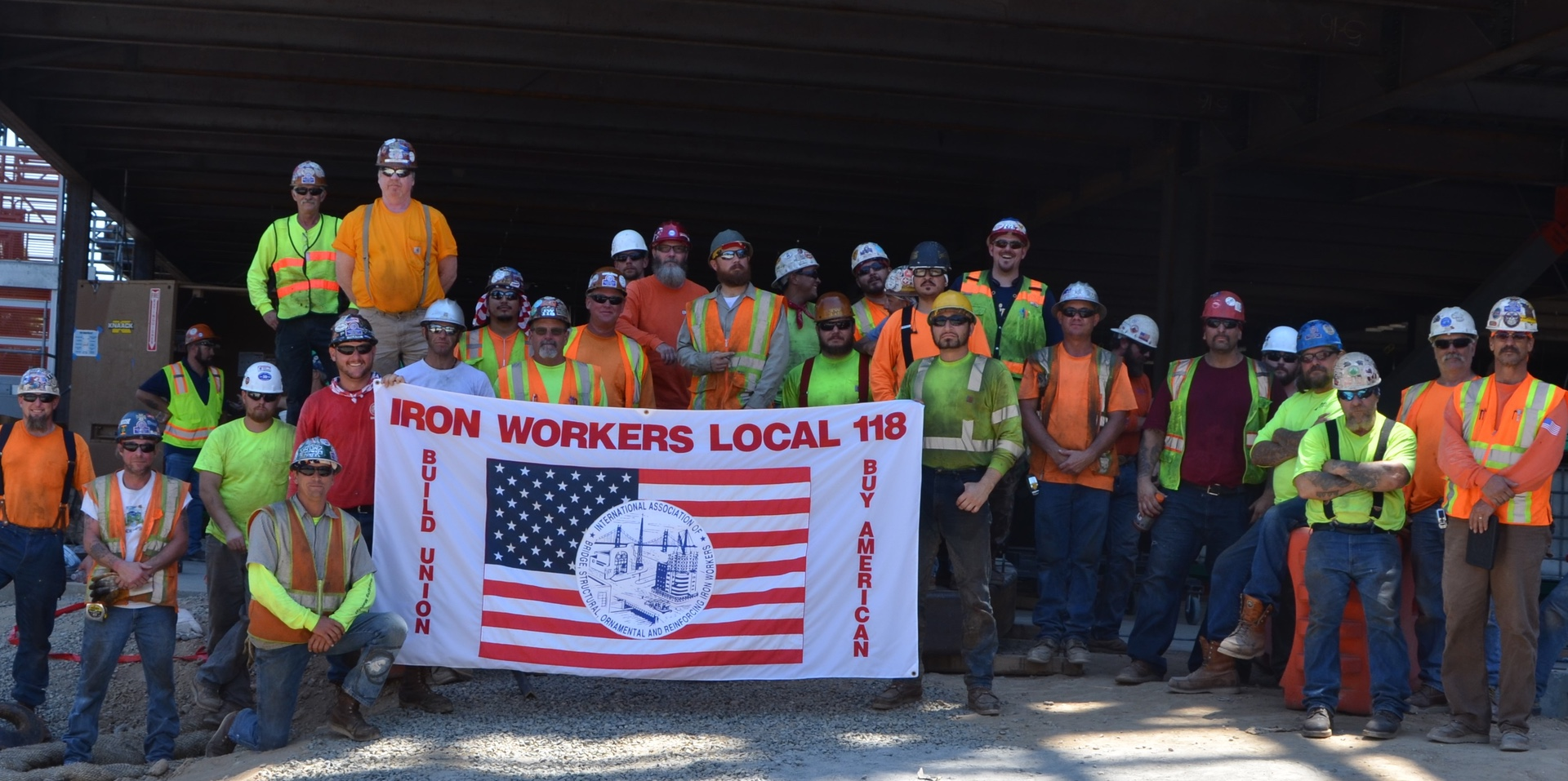 Home | Iron Workers Local 118
