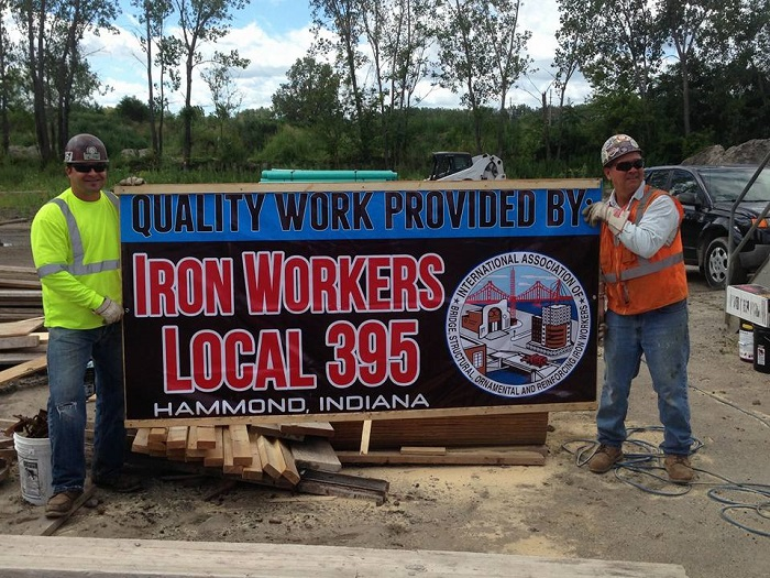 Home | Iron Workers Local 395