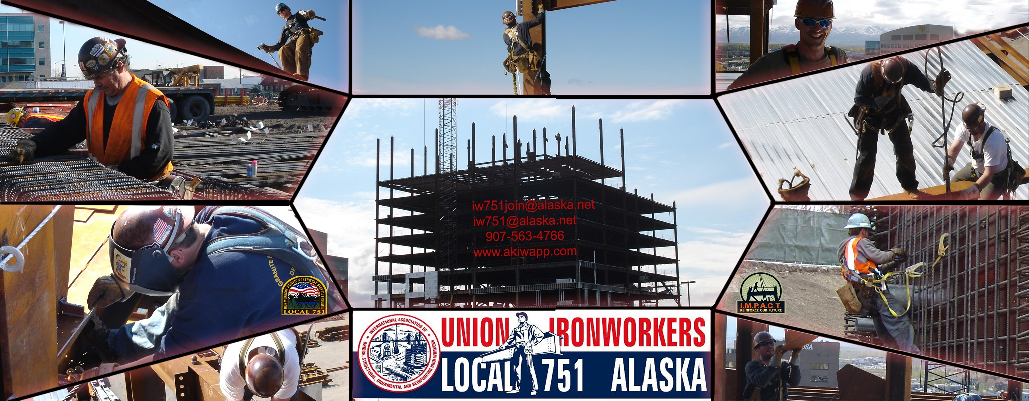 Iron Workers Local No 751 | Home