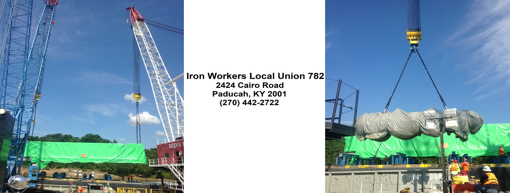 Home | Iron Workers Local 782