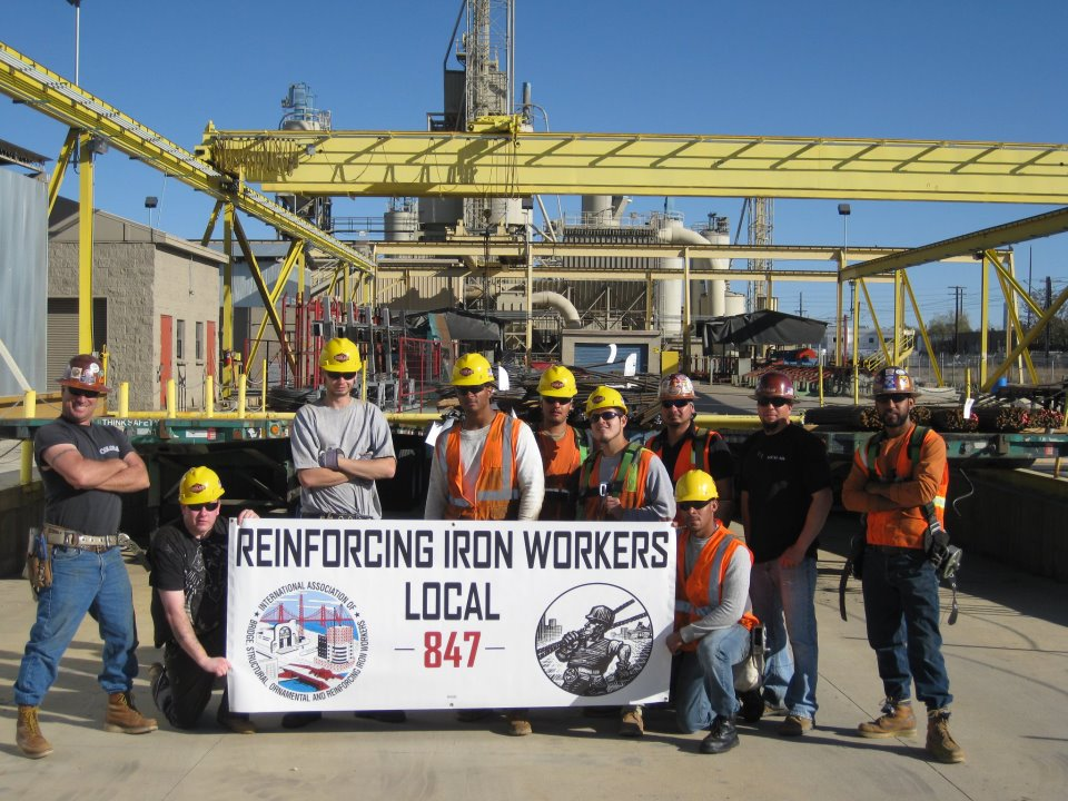 Apprenticeship Courses | Iron Workers Local 847