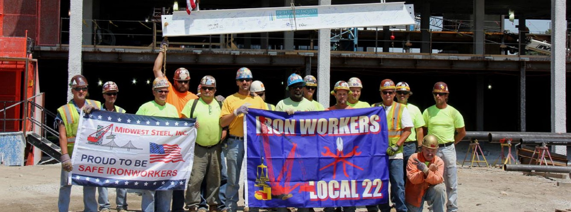 Home | Iron Workers Local No  22