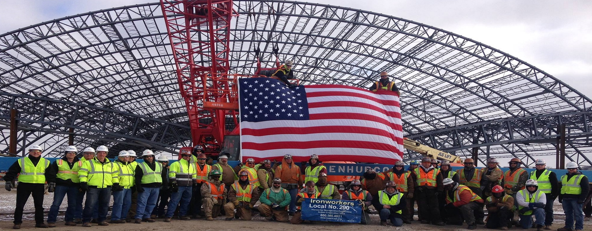 Ironworkers Local 290