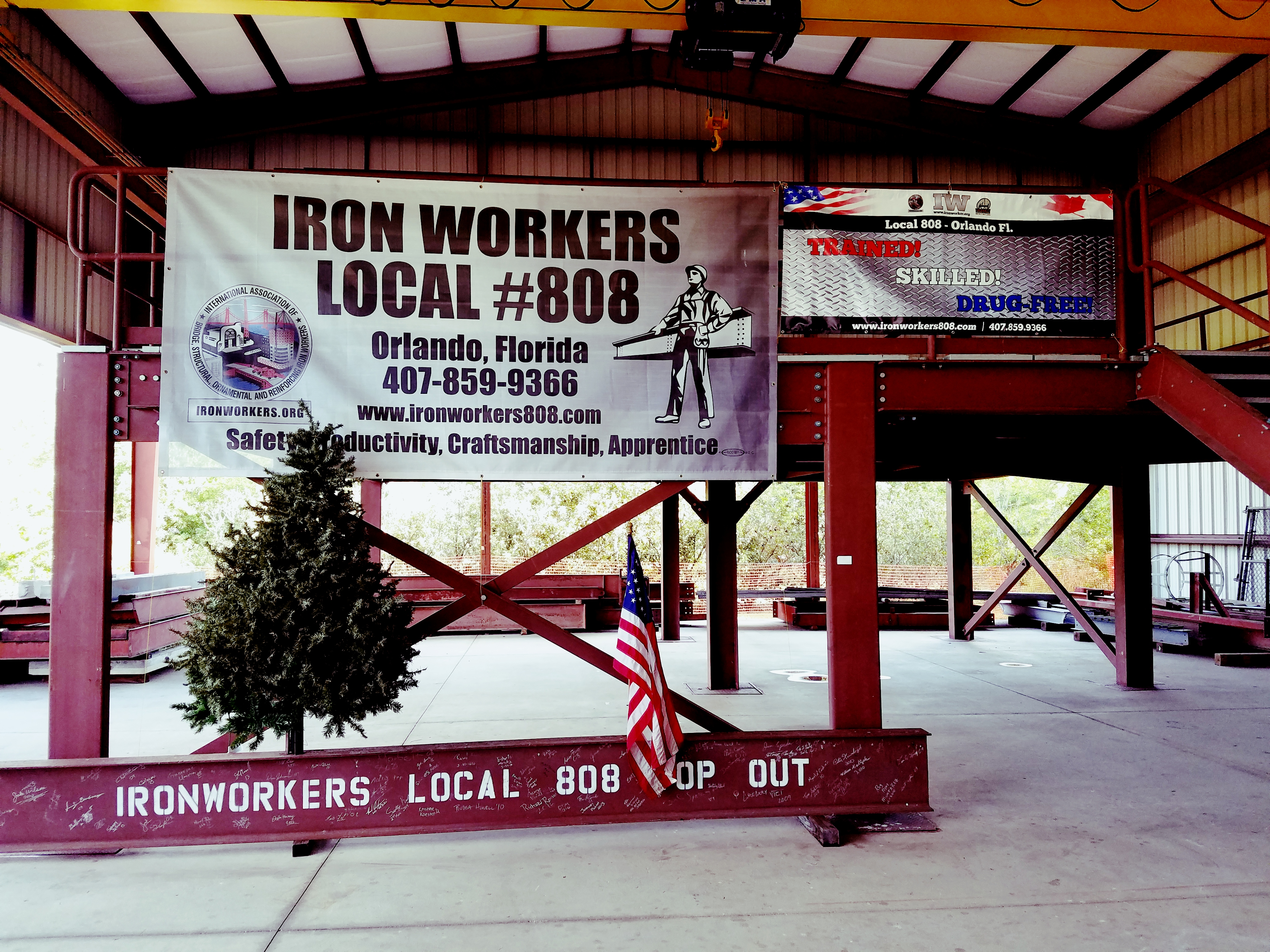 Ironworkers Local 808 | Home